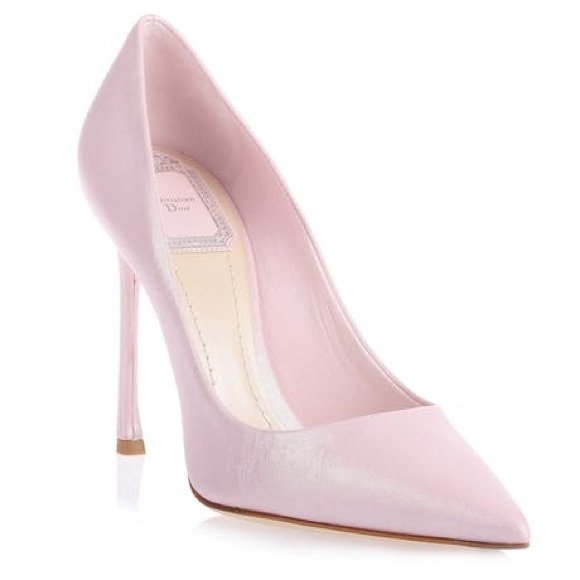 3f4494de6831 Dior Shoes - Light Pink